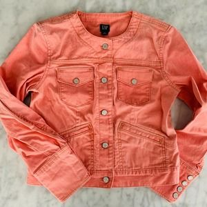 Red Jrs 36 chest Wine Red Dyed Upcycled Almost Famous Denim Trucker Jacket Medium Denim JACKET Adult Womens Size Juniors Medium